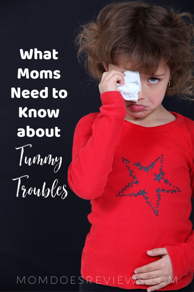 What Moms Need to Know about Tummy Troubles