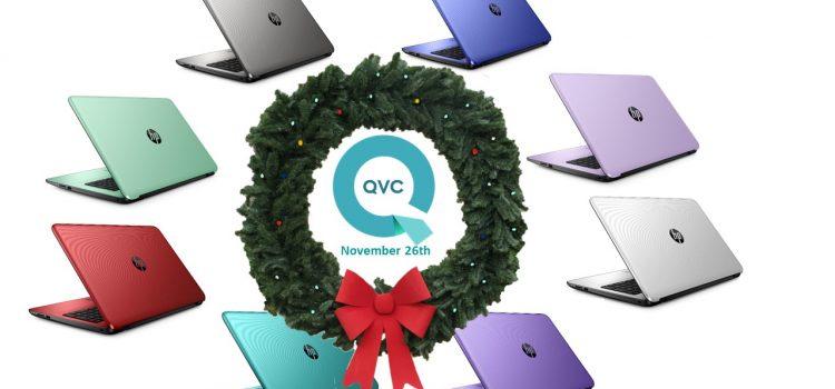 Imprimante portable HP Sprocket et bloc-notes HP 15 – les cadeaux parfaits ! #ad #HPonQVC  #ChristmasMDR16