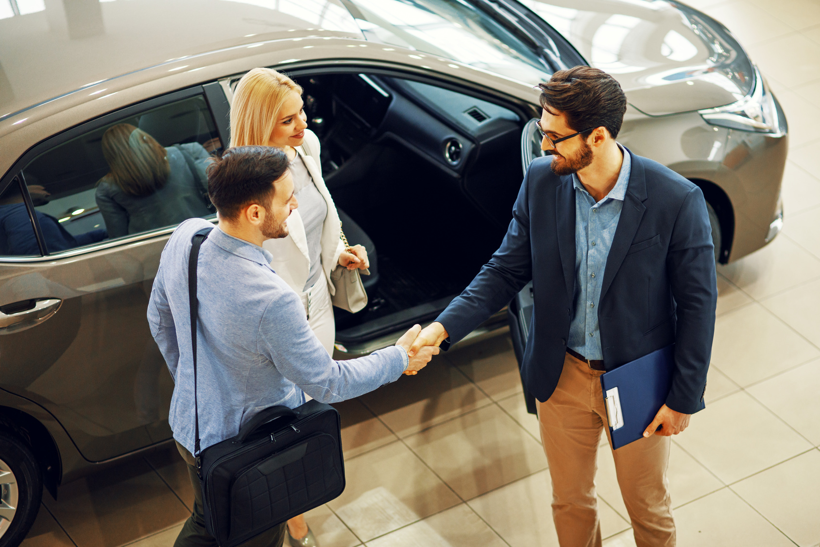 achat et revente voiture d'occasion