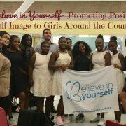 Croyez en vous – Promouvoir une image de soi positive auprès des filles du pays #SocialGood