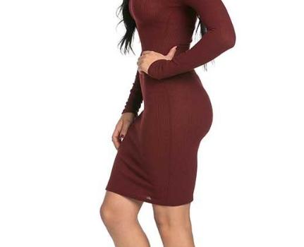 Rechercher fabuleux dans une robe en dentelle Bodycon, même si vous n'avez pas un estomac plat