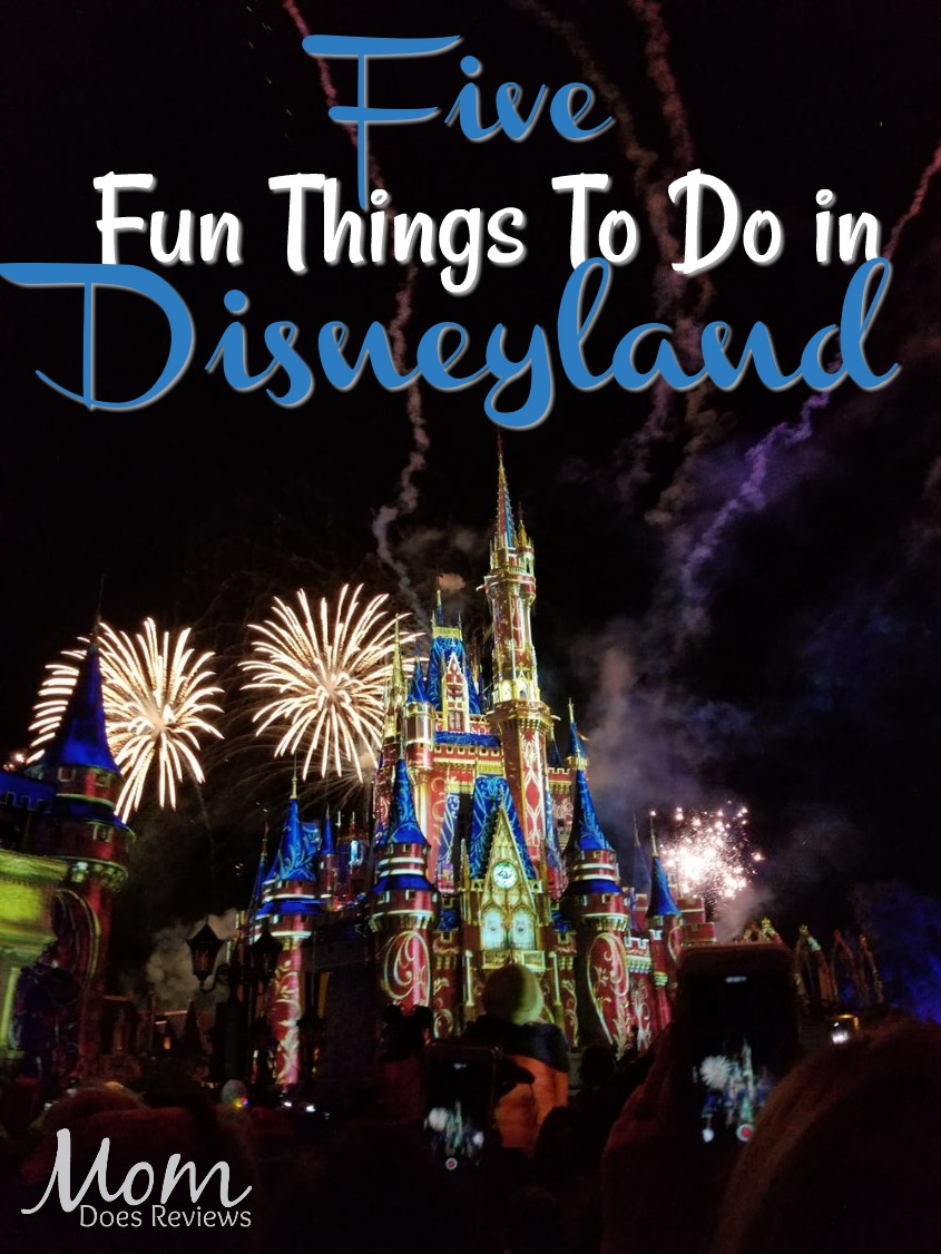 5 Most Enjoyable Things To Do in Disneyland #travel #vacation #fun #disney