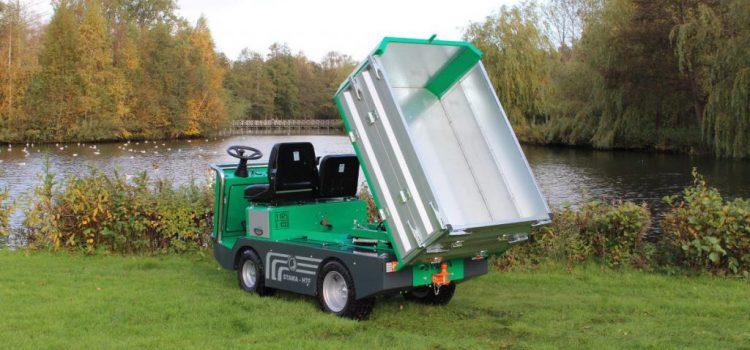 Le transporteur électrique, votre allié pour déplacer des charges lourdes