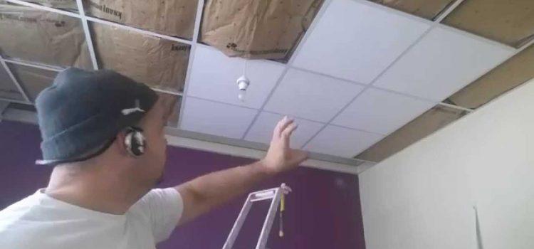 Faux-plafonds : comment bien les installer ?