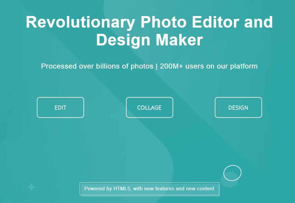 Fotor Editing and design maker