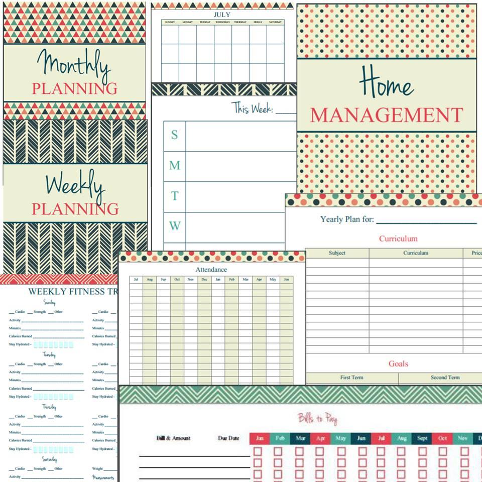homeschool-Mom-Life-Binder-Sample