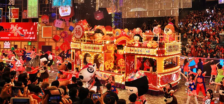 Pourquoi vous devriez voyager à Hong Kong pour le défilé du Nouvel An