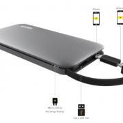 Kanex GoPower Plus- Câble intégré pour iPhone et Android ! #SuperDadGifts17