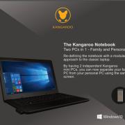 L'offre groupée d'ordinateurs portables Kangourou pour une expérience PC mobile modulaire #ChristmasMDR16