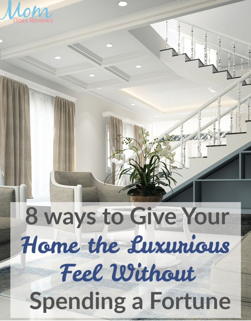 8 ways to Give Your Home the Luxurious Feel Without Spending a Fortune  #home #homeinterior #livingroom #interiordesign
