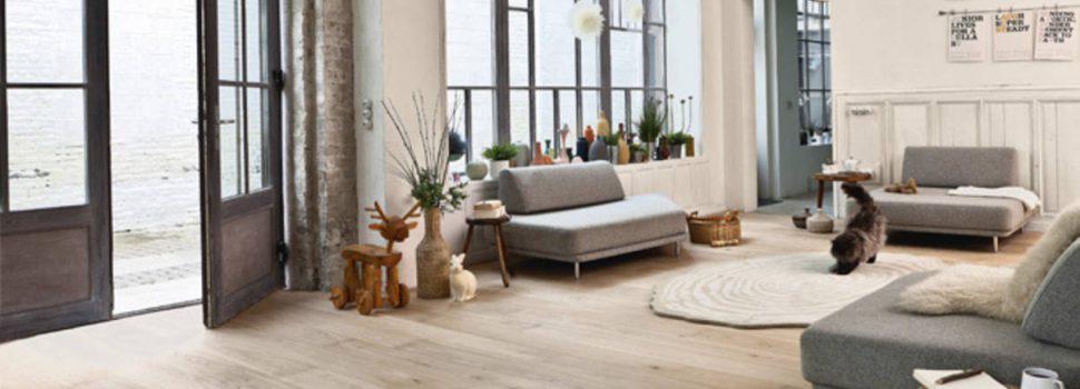 Carrelage ou parquet, quel est le meilleur sol pour l'intérieur ?
