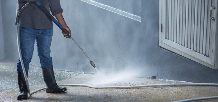 Le nettoyage après un sinistre : une prestation à confier aux pros