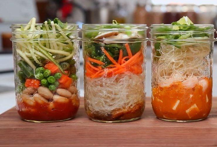 10 recettes en pot instantané avec 5 ingrédients ou moins