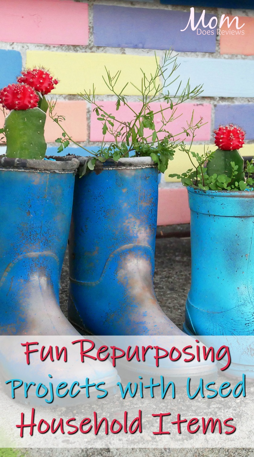What to Do with These 5 Used Household Items #recycle #gardening #home #repurpose