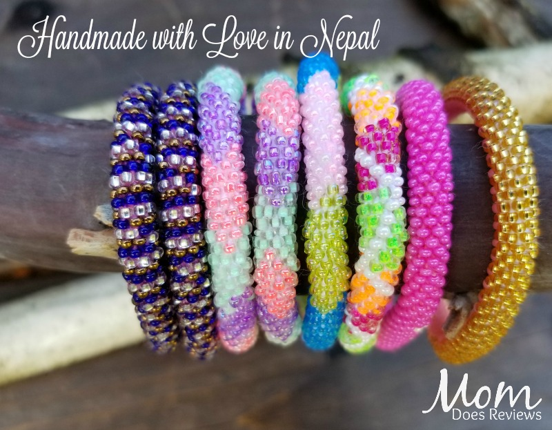 Sashka co. Glass Beaded Bracelets