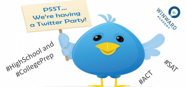 Rejoignez la Twitter Party le 2/22 ! #Gagnez plus de 200 $ en argent PayPal et plus de 2 000 $ en prix ! par Winward Academy #highschool #collegeprep