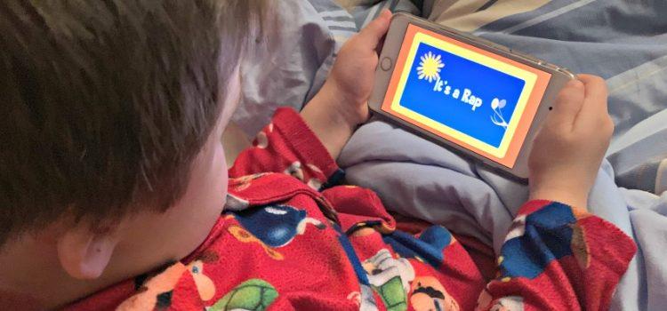 Les enfants apprennent les bonnes manières avec Sir Dapp ! Game Show App #Review #SirDapp