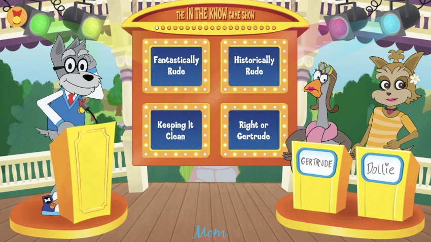 Kids Learn Manners With The Sir Dapp! App