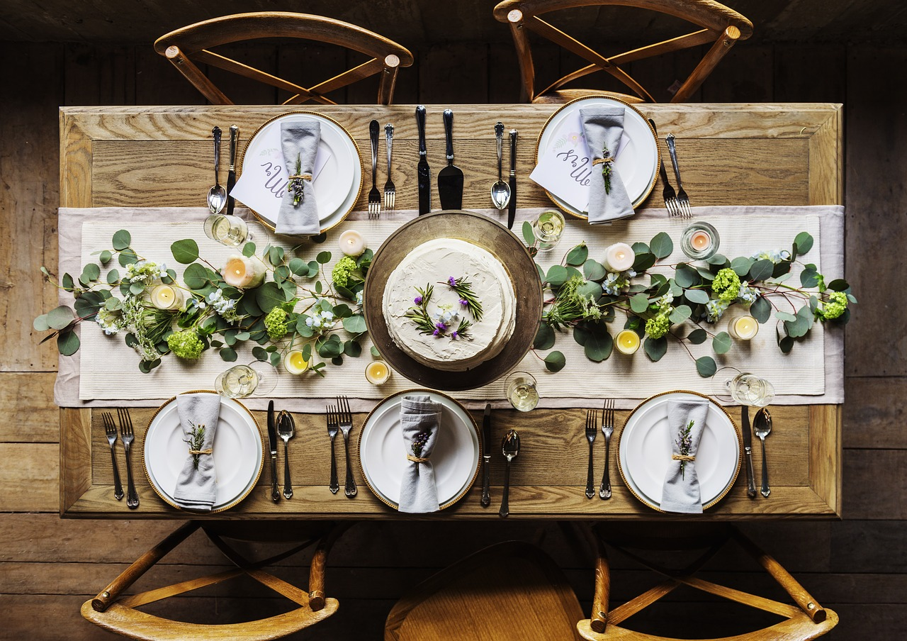 Tips in Creating Beautiful Table Settings