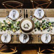 Conseils pour créer de beaux paramètres de table