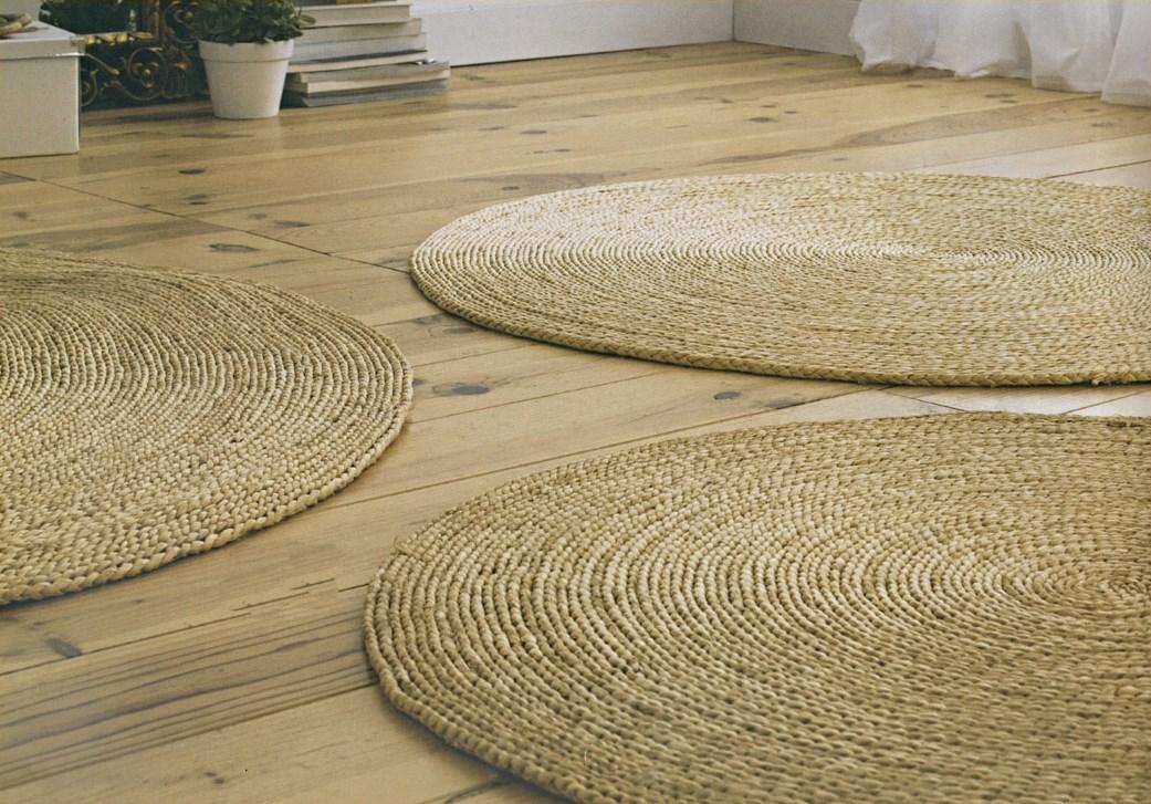 Comment nettoyer un tapis en corde?