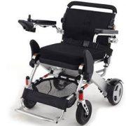 Voyager avec la portabilité d'un fauteuil roulant léger